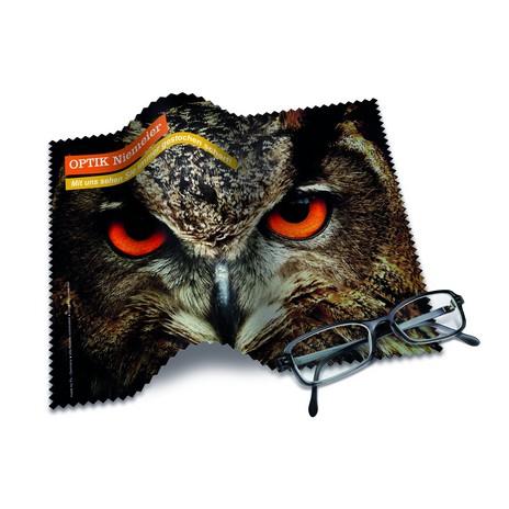 Brillenputztuch als Werbeartikel Beispiel 2