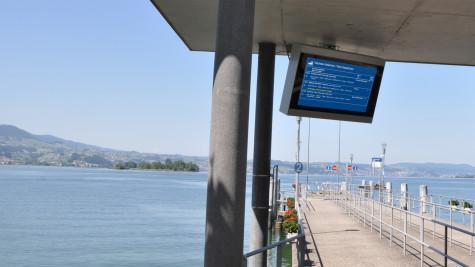 Abfahrtzeiten Monitor