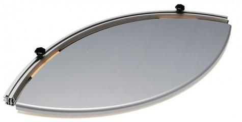 ISOframe Regalboden (mit 90° gebogenem Profil)