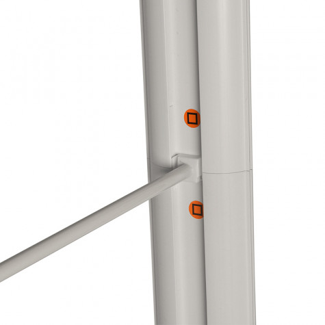 LED Lightbox Detail Verbindung Kabel
