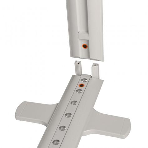 LED Lightbox Detail Steckverbindung Unten