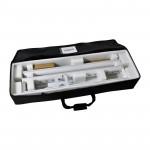 LED Lightbox Einzelteile in Transporttasche