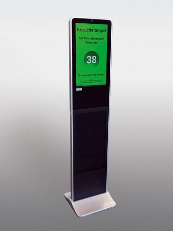 Digitale Einlasskontrolle