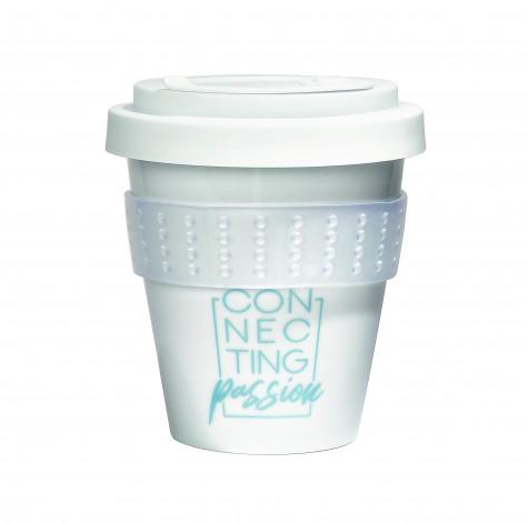 SND Porzellanbecher Coffee2Go, 10 cm