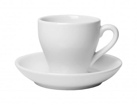 SND Odense Kaffeetasse mit Untertasse