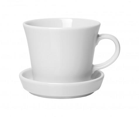 SND Bern Kaffeetasse mit Untertasse