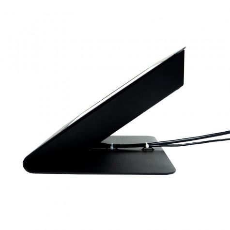 NEO Tischterminal mit 10,1 Zoll Bildschirm Seitenansicht